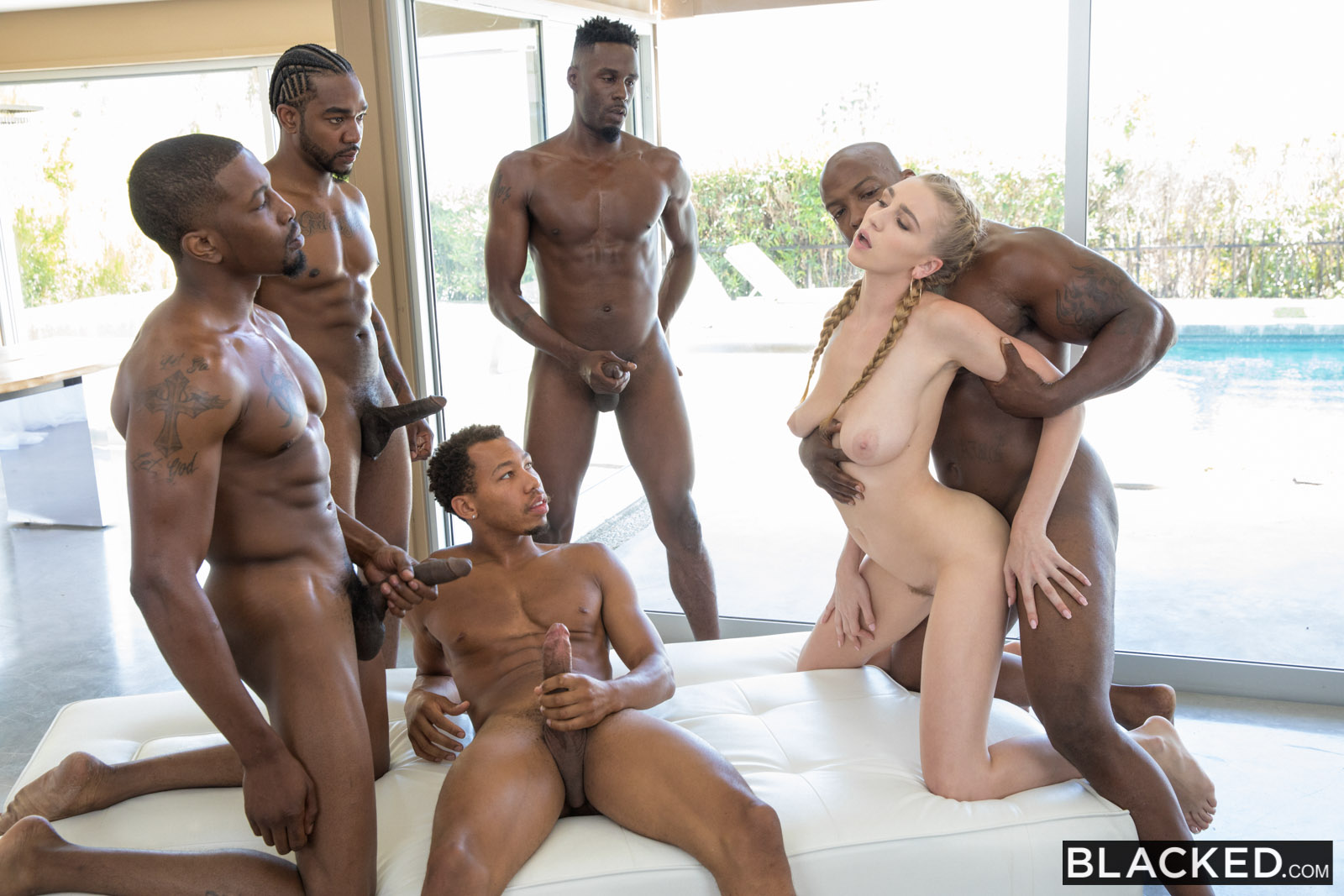 image Blacked first interracial for cheating gf kylie page